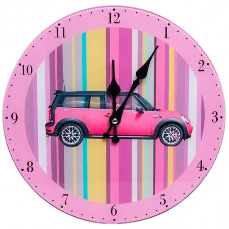 Reloj de Pared Rose Mini 30 cm - Decoración