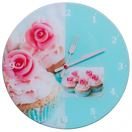 Reloj de Pared Delicious 30 cm - Decoración