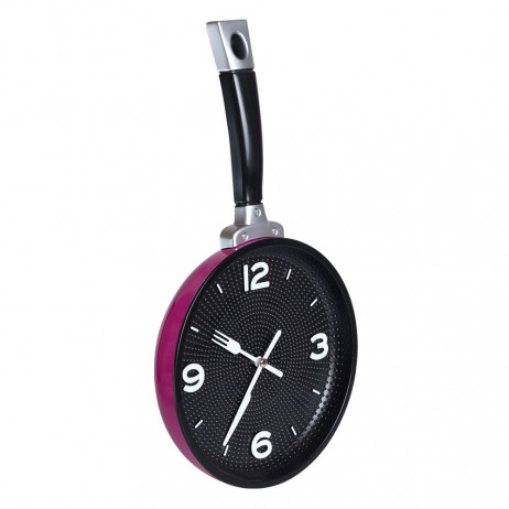Reloj de Pared Skillet 20 x 35 cm - Decoración