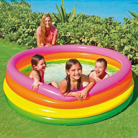 Piscina Hinchable Twister 168 x 46 cm