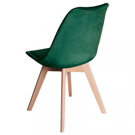 Pack 6 Sillas Synk Terciopelo - Packs Sillas Comedor
