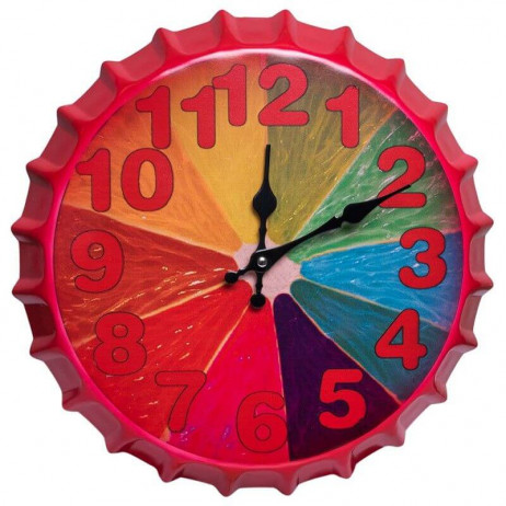 Reloj de Pared Citric 35 cm - Decoración