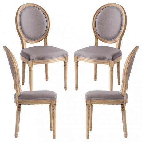Pack 4 Sillas Palace - Packs Sillas Comedor