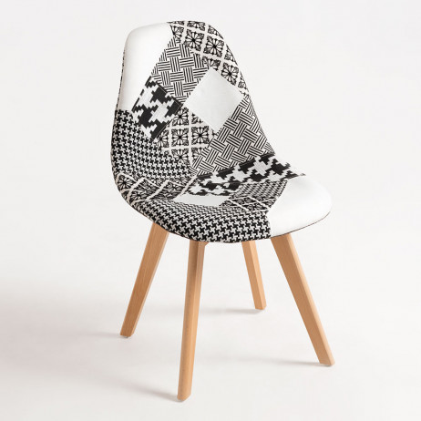 Silla Synk Patchwork