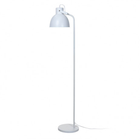 Lámpara de Pie Metal Lix 170 cm Color Blanca