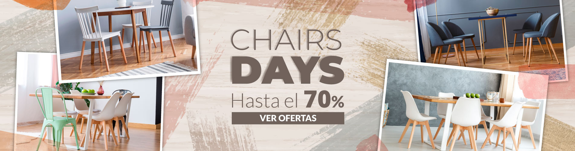 Promoción Chairs days